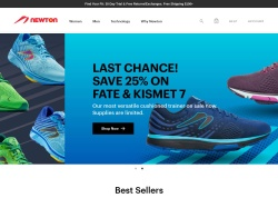 Newton Running promo code and other discount voucher