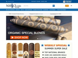NHCigars promo code and other discount voucher