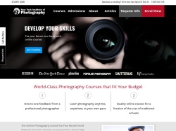 New York Institute of Photography promo code and other discount voucher