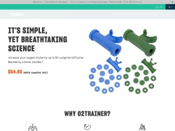 O2Trainer.com promo code and other discount voucher