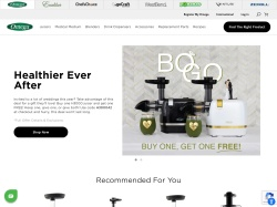 Omega Juicers promo code and other discount voucher