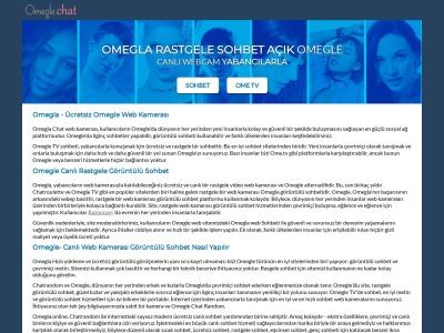 omegla.online Relatório de SEO