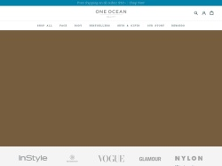 One Ocean Beauty coupons
