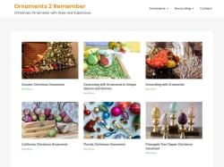 Ornaments To Remember promo code and other discount voucher