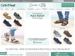 OrthoFeet promo code and other discount voucher