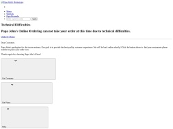 Papa Johns promo code and other discount voucher