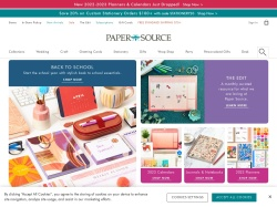 Paper Source promo code and other discount voucher