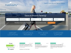 Park Ride Fly USA promo code and other discount voucher