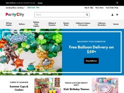 Party City promo code and other discount voucher