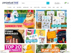 Perpetual Kid promo code and other discount voucher