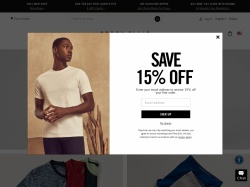 Perry Ellis promo code and other discount voucher