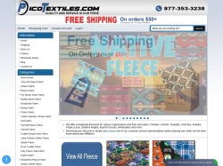 Pico Textiles promo code and other discount voucher