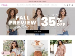 The Pink Lily Boutique promo code and other discount voucher
