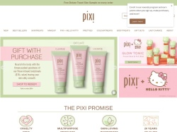 Pixi Beauty promo code and other discount voucher