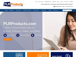 Plr Products promo code and other discount voucher