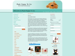 Plush Puppy To Go promo code and other discount voucher