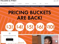 Polarn O Pyret USA promo code and other discount voucher