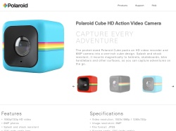 Polaroid Cube promo code and other discount voucher