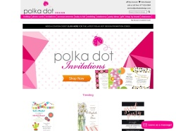 Polka Dot Design promo code and other discount voucher