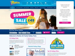 Pontins promo code and other discount voucher