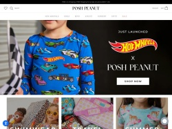 Poshpeanut promo code and other discount voucher