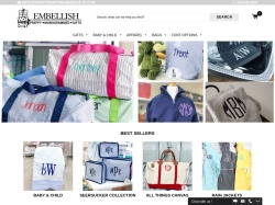 Preppy Monogrammed Gifts promo code and other discount voucher