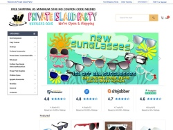 Private Island Party promo code and other discount voucher