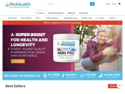 ProHealth promo code and other discount voucher