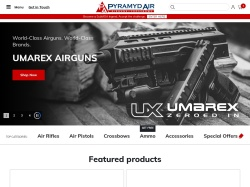 Pyramyd Air promo code and other discount voucher