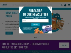 QuestBar promo code and other discount voucher