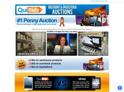QuiBids promo code and other discount voucher