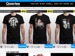 Qwertee coupons
