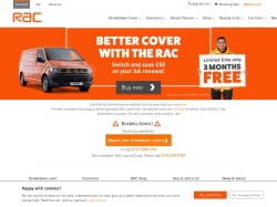 RAC UK promo code and other discount voucher