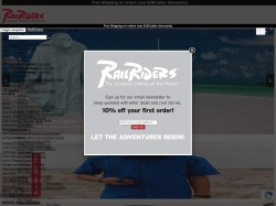 RailRiders promo code and other discount voucher