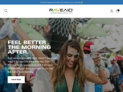 RaveAid promo code and other discount voucher