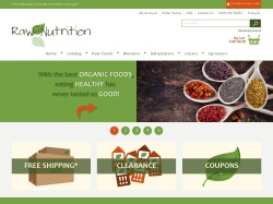 Raw Nutrition Canada promo code and other discount voucher