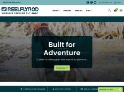 reelflyrod.com