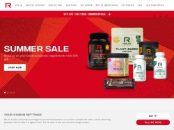 Reflex Nutrition promo code and other discount voucher