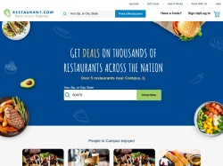 Restaurant.com promo code and other discount voucher