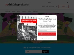 Rethinking Schools promo code and other discount voucher
