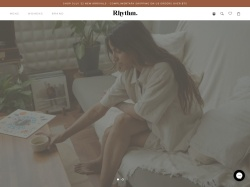 Rhythm Livin promo code and other discount voucher