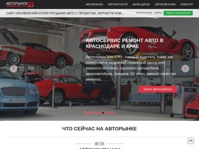 rinok23.ru SEO Report