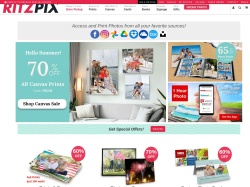 Ritzpix.com promo code and other discount voucher