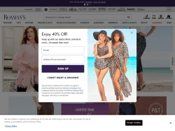 Roaman's promo code and other discount voucher