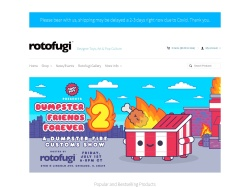 Rotofugi promo code and other discount voucher