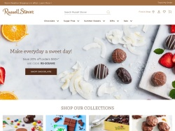 Russell Stover promo code and other discount voucher
