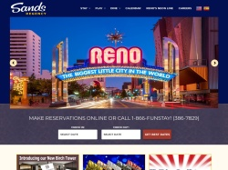Sands Regency promo code and other discount voucher