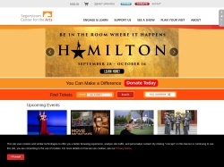 Segerstrom Center for the Arts promo code and other discount voucher