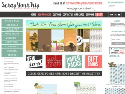 Scrap Your Trip promo code and other discount voucher