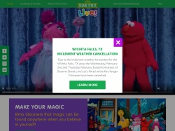 Sesame Street Live promo code and other discount voucher